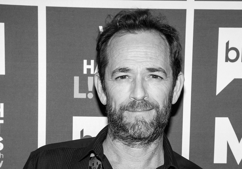 Luke Perry, actor known for Beverly Hills, 90210, dies at 52