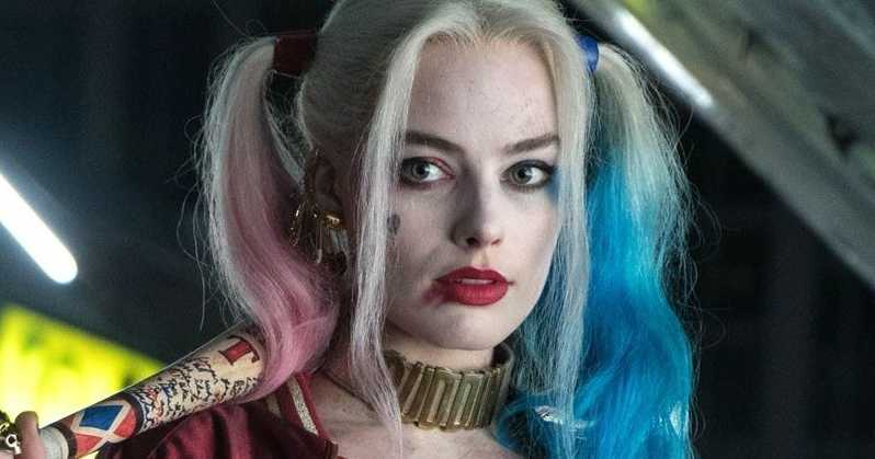 New Birds of Prey set photos