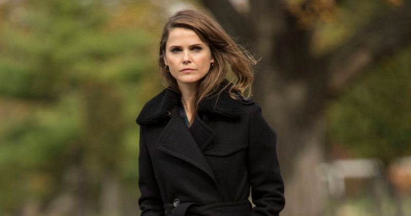 Keri Russell had 'the coolest costume'