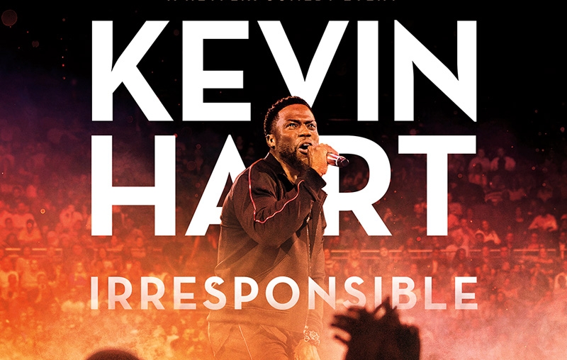 Kevin Hart: Irresponsible Trailer for the Netflix Comedy Special