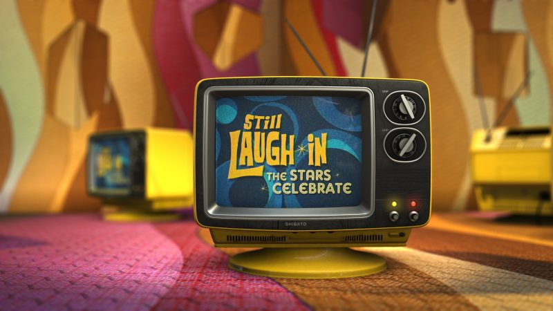 Netflix Pays Tribute to Laugh-In
