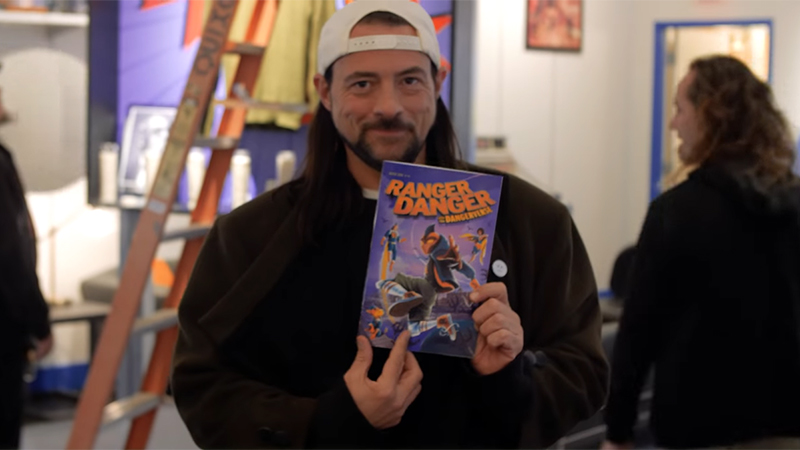 New Jay and Silent Bob Reboot Video Diary Returns to the Mall