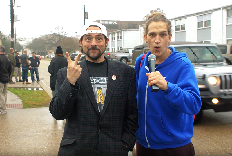 Check Out Part 2 of the Jay and Silent Bob Reboot Production Diaries!