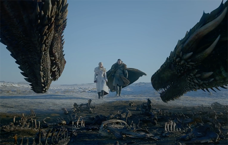 The Game of Thrones Season 8 Trailer Shows the Beginning of the End