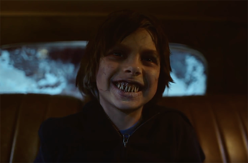 Official NOS4A2 Trailer For AMC and Joe Hill's Horror Series