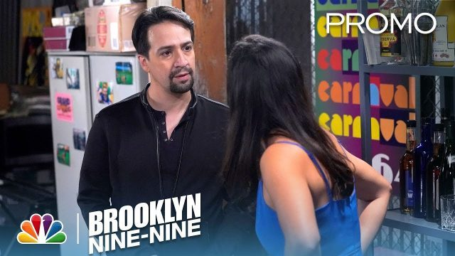 New Brooklyn Nine-Nine Sneak Peek Features Lin-Manuel Miranda