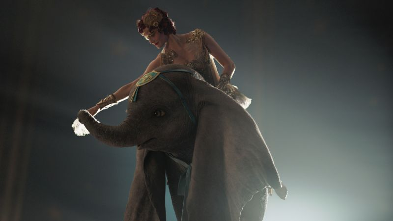 Dumbo's Colleen Atwood On Designing Costumes for the Flying Elephant