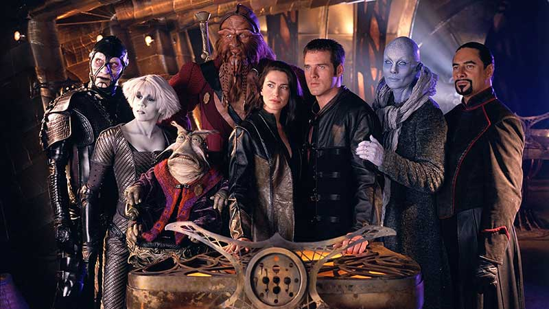 The Jim Henson Company's Farscape Series Arrives on Amazon Prime