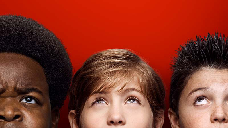 The Good Boys Aren't Tall Enough For Their Movie In First Poster