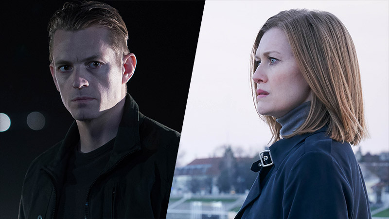 CS Interview: Hanna's Joel Kinnaman, Mireille Enos On Reunions & Dysfunctional Families