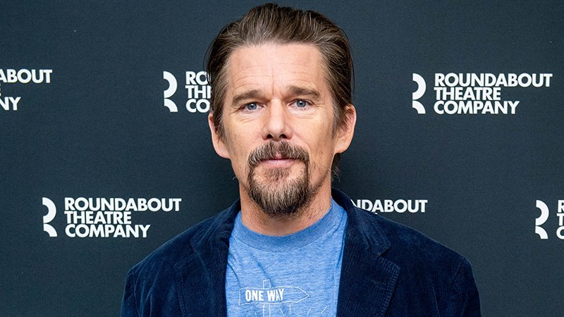 Good Lord Bird Ethan Hawke To Star In Showtime Limited Series