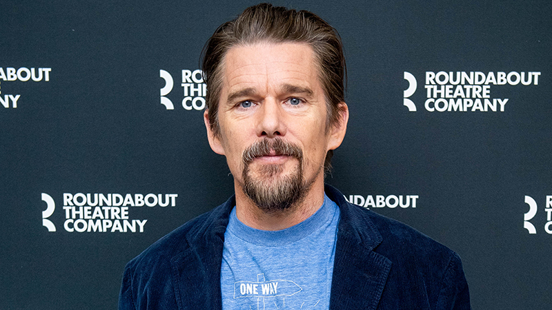 Good Lord Bird: Ethan Hawke to Star in Showtime Limited Series