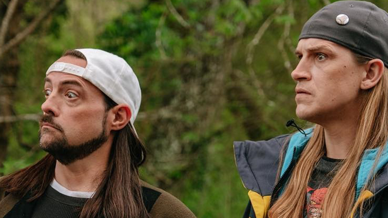 Kevin Smith Shares Jay and Silent Bob Reboot First Look