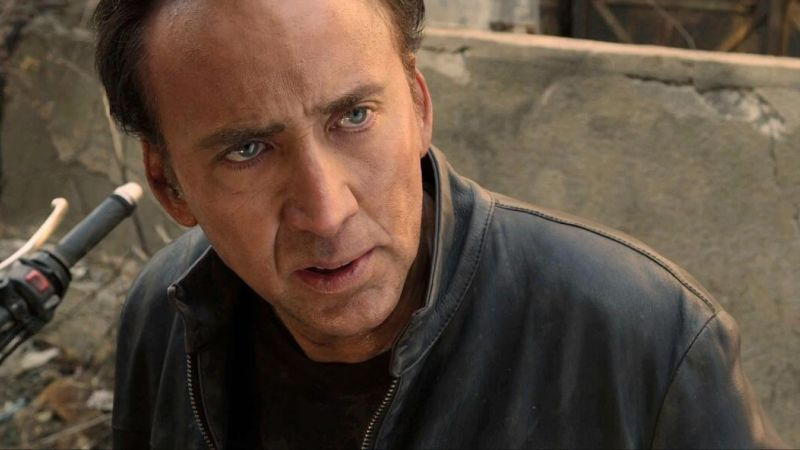 Nicolas Cage Joins the Cast of Sci fi-Action Film Jiu Jitsu