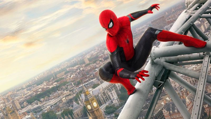 Spider-Man: Far From Home gets second trailer
