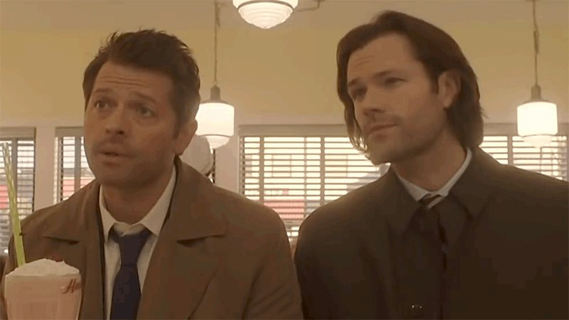 Supernatural 14.15 Promo: Peace of Mind