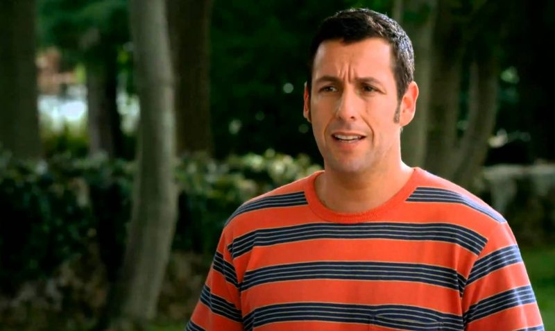 Adam Sandler returning to 'SNL' as host for first time