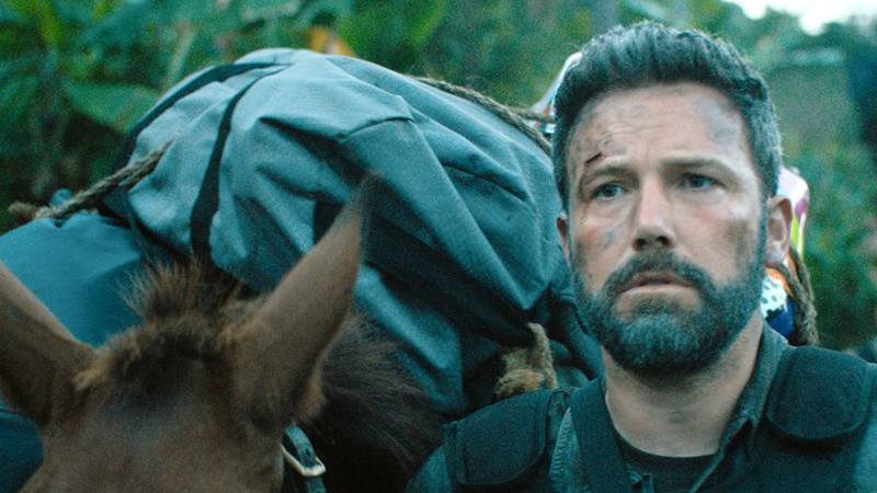 Ben Affleck to star in and direct the upcoming film Ghost Army