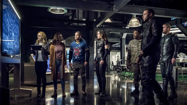 Arrow Season 7 Episode 19 Recap