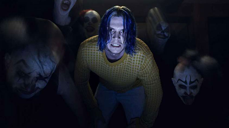 American Horror Story: Evan Peters