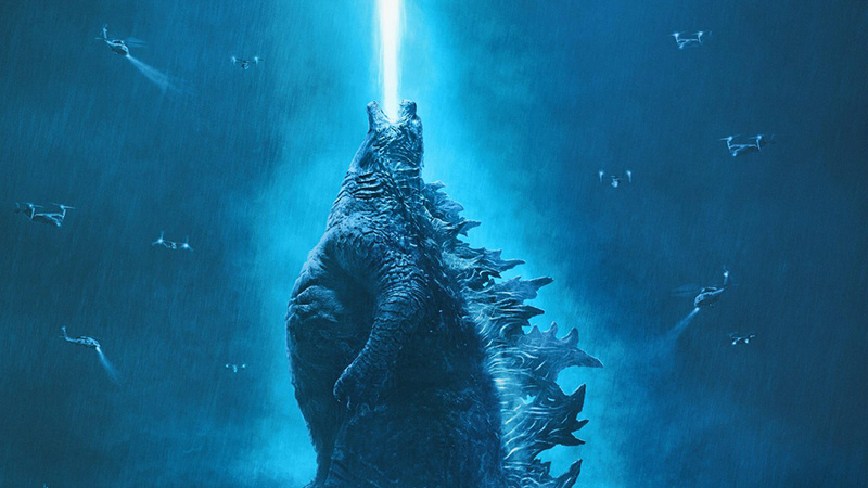 Long live the king in new Godzilla: King of the Monsters poster