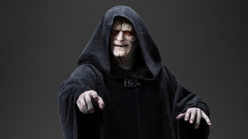 Emperor Palpatine Returns For Star Wars: The Rise of Skywalker!