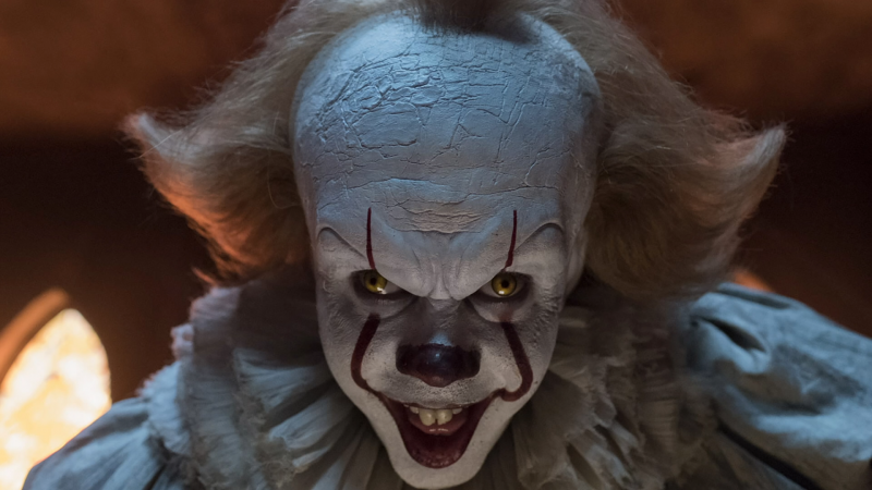 IT: Chapter Two footage