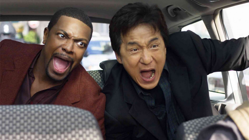 Jackie Chan Shoots Down Rush Hour 4 Rumor