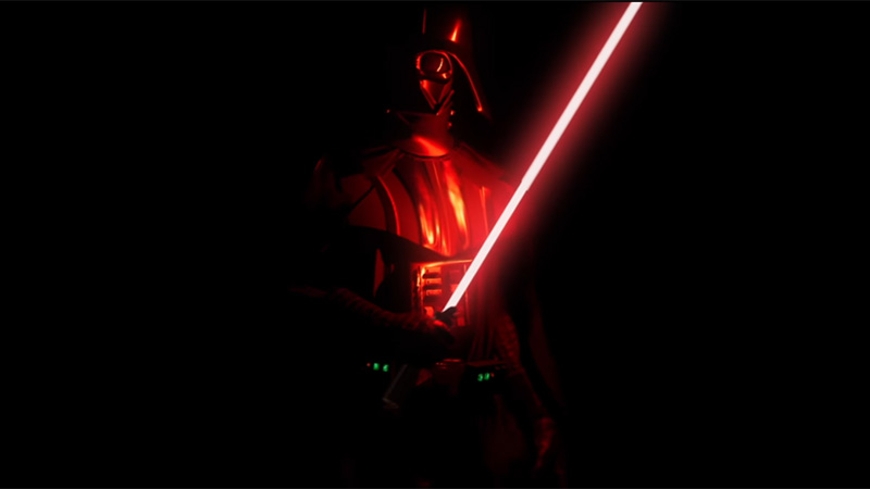 Watch the new 'Star Wars: Vader Immortal' trailer