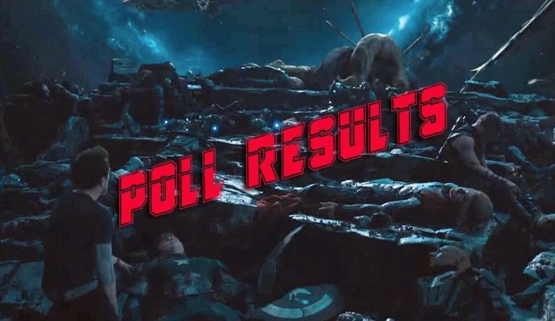 POLL RESULTS: Which Avengers: Endgame Hero is Most Likely to Die?