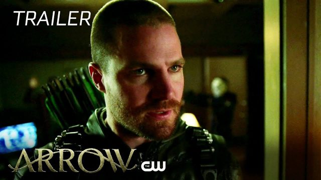 The Team Tries to Save John in New Arrow Episode 7.19 Promo