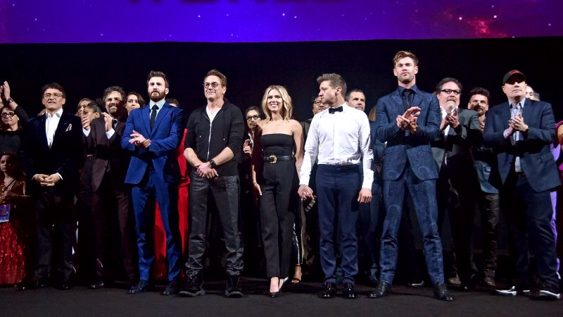 Avengers: Endgame World Premiere Photos