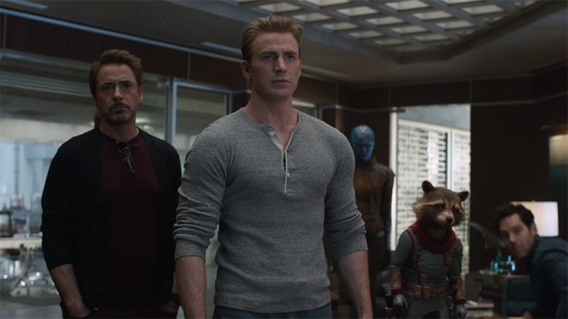 Endgame TV Spot: One Promise to Keep Before the End