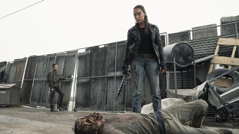 Fear the Walking Dead Season 5 Premiere Photos Released