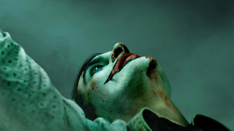 The 'Joker' Poster Debuts Ahead of the Film's First Trailer