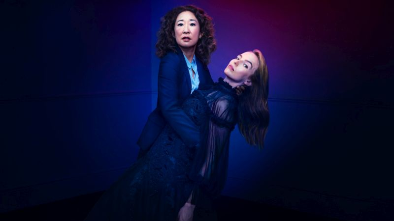 Killing Eve Renewed for a Third Season at BBC America