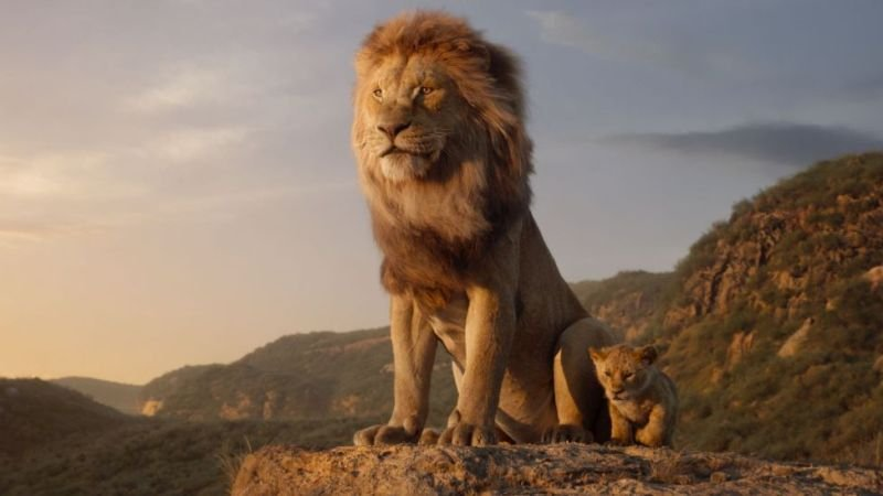 Disney Releases the Official Trailer for The Lion King