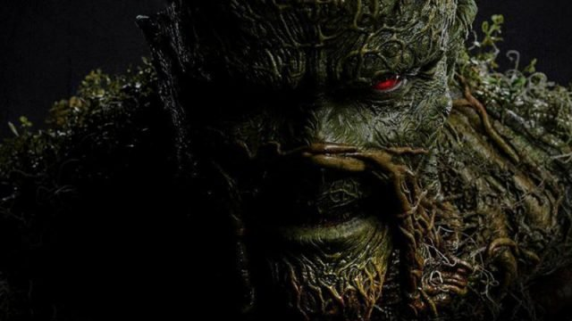 DC Universe's Swamp Thing Wraps Production on Season One