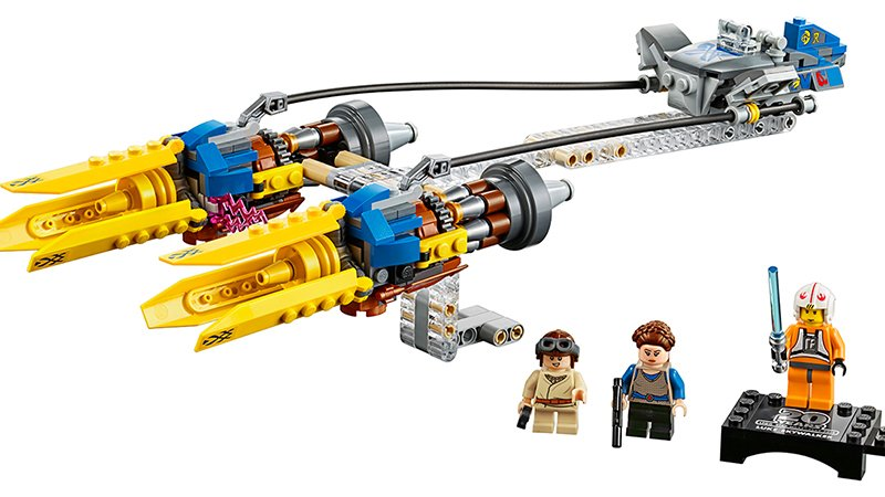 LEGO Star Wars Special Edition 20th Anniversary Sets Revealed