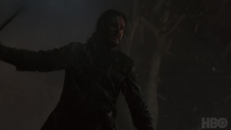 Game of Thrones Episode 8.03 Promo: The Battle of Winterfell