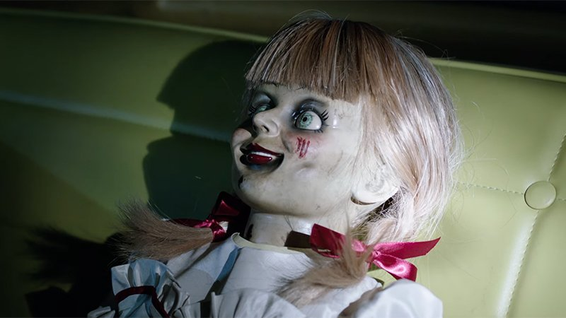 Second Trailer for Horror 'Annabelle Comes Home' with Mckenna Grace