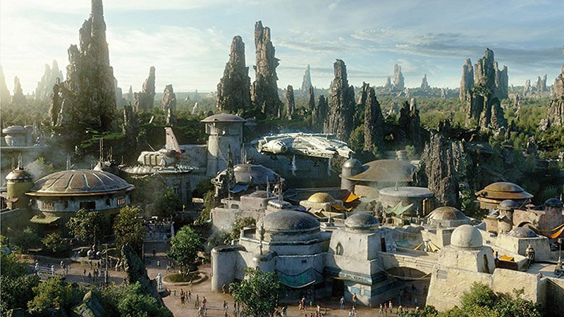 Experience John Williams' Sweeping Score For Star Wars: Galaxy's Edge