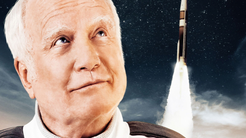 Astronaut Trailer: Richard Dreyfuss Shoots for the Stars