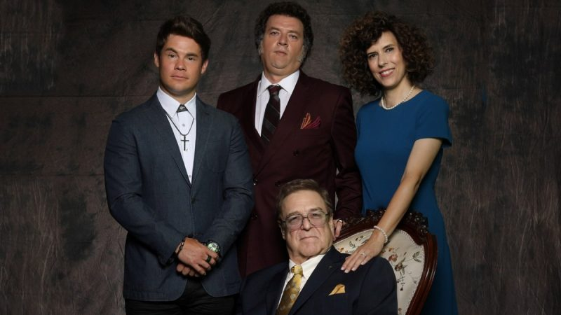 Righteous Gemstones teaser