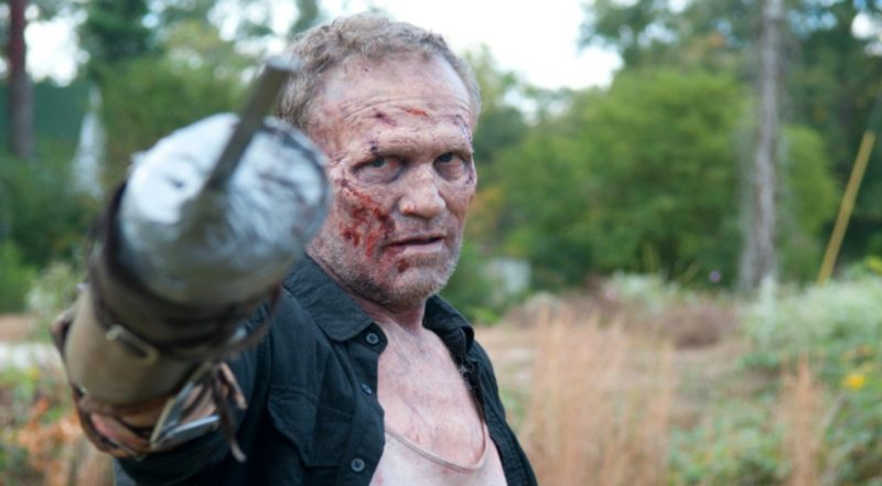 Michael Rooker will not play King Shark