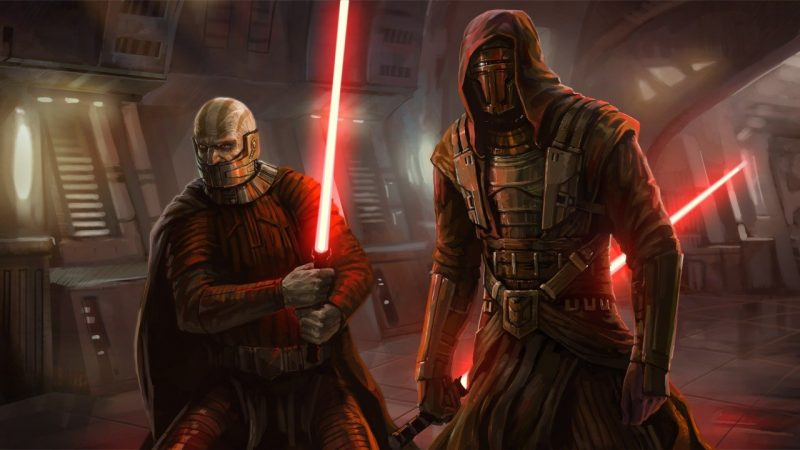 Star Wars: Knights of the Old Republic movie rumored