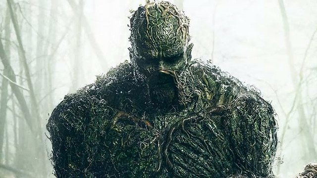 DC Universe's 'Swamp Thing' reveals a dark new trailer