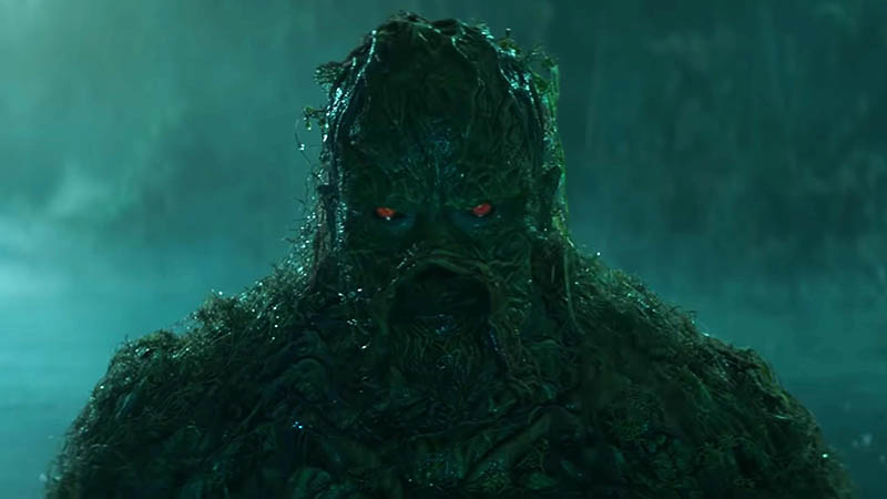 The Canceled Swamp Thing Series Initially Had a 3-Season Plan