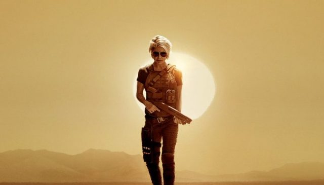 New Terminator: Dark Fate Poster Reveals the Return of Sarah Connor