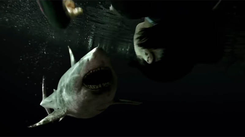 Danger Is On The Move in 47 Meters Down: Uncaged Trailer